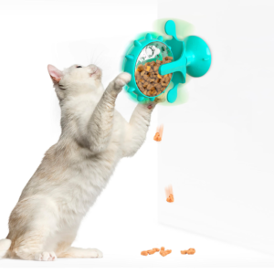 Igrača za pse in mačke v obliki mlina
